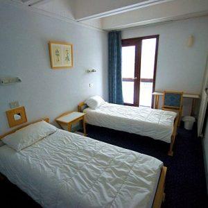camera doppia flaine