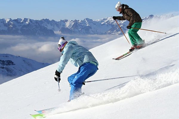 Freeride UCPA Les Deux Alpes