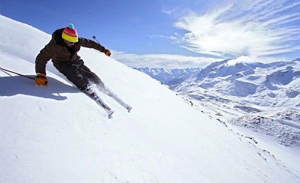 freeride sci UCPA Les Deux Alpes