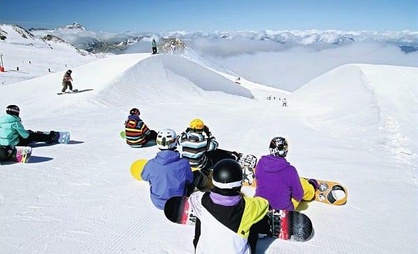 superpipe UCPA Les Deux Alpes
