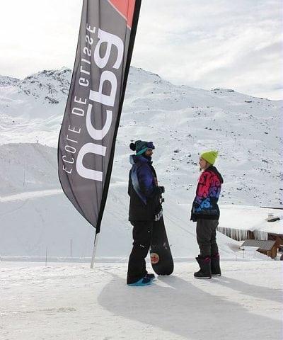 Snowpark Val Thorens