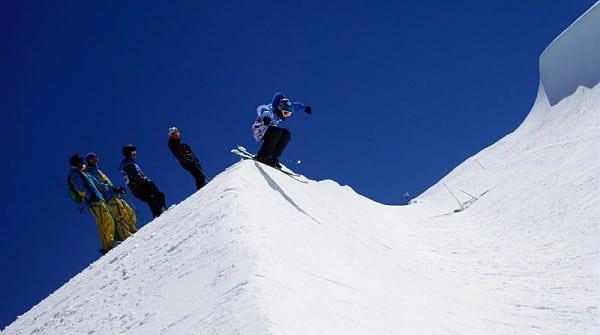 Pipe UCPA Les Deux Alpes