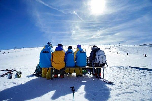 Team UCPA Les Deux Alpes