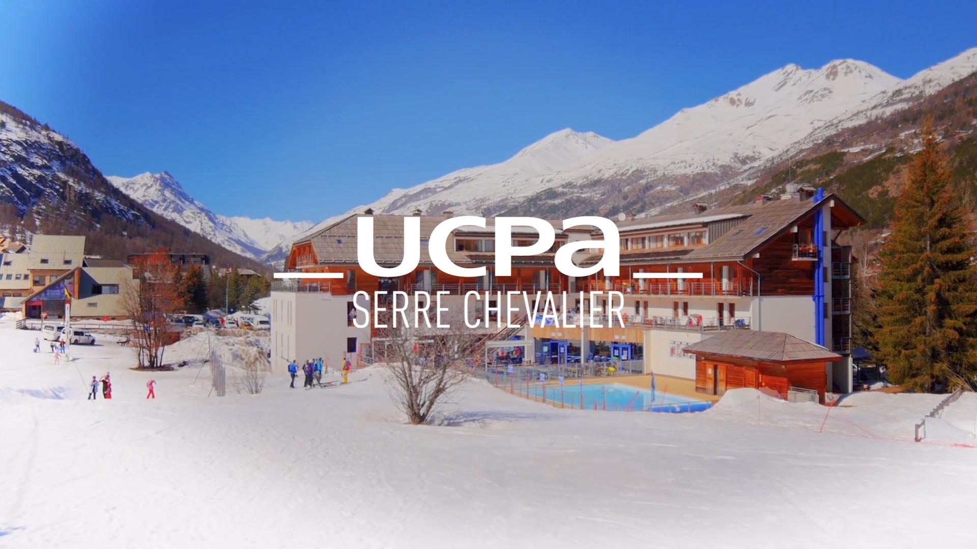 UCPA Serre Chevalier