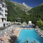 Piscina UCPA Argentiere
