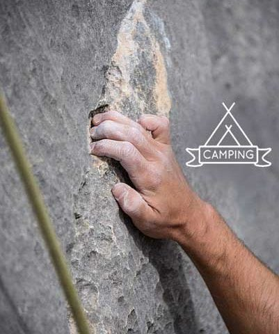 Camping arrampicata Verdon