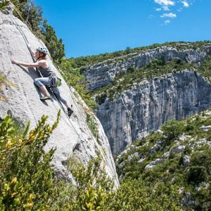 Arrampicata Verdon