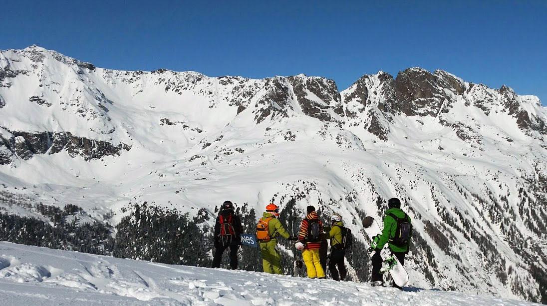 Chamonix - UCPA Freeride Evasion