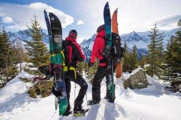 Splitboard Monte Bianco UCPA