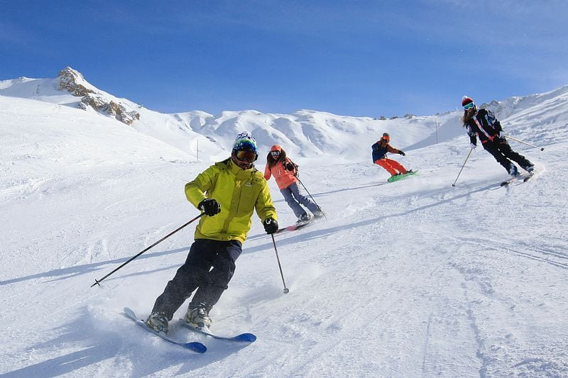 Camp sci & snow UCPA