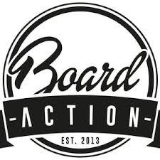 Logo board action